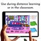 Sight Words Activities for Google Classroom™: Preschool and Kindergaten
