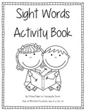Sight Words Activity Book #10