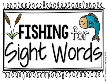 Sight Words Activity & Bulletin Board {FREE}