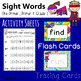Dolch Sight Words Practice: Flash Cards, Printables and Tracing Cards