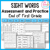 Sight Words Assessment and Practice (IRLA Aligned: 2B Power Words)