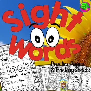 Sight Words Benchmark Literacy Kindergarten