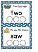Sight Words Bottle Cap Centers BUNDLE