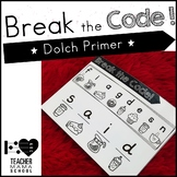 Sight Words Break the Code | Primer