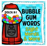 Sight Words fluency program