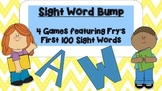 Sight Words Bump Game