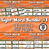 Sight Words Pack APT-001
