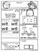 Sight Words Bundle {Journey's Frequency Words}
