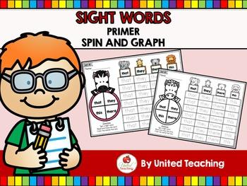 Sight Words Endless Bundle Primer Level
