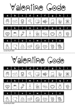 Sight Words Center: Valentine's Day Crack the Code {EDITABLE PDF}