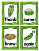 Sight Words Center: Write the Room First Grade List