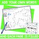 Sight Words Centers EDITABLE! DECEMBER