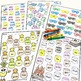 Sight Words Color & Count Summer Set