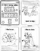 Sight Words Coloring Books