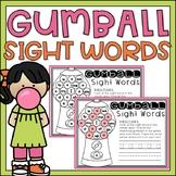 Sight Words Coloring Sheets Worksheets for Kindergarten 26 Words!