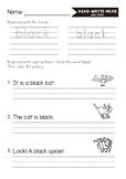 Sight Words - Colors