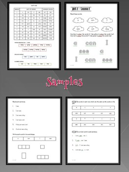 Sight Words Competency