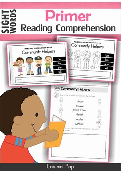 Reading Comprehension (Primer Sight Words)