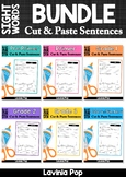 Sight Words Sentences BUNDLE