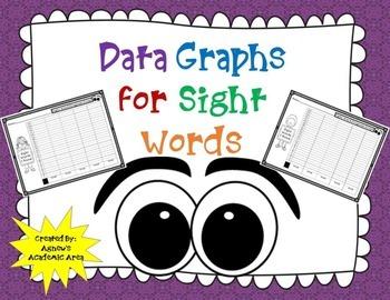Sight Words Data Graph