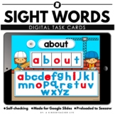 Sight Words Digital Learning Google