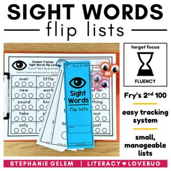 Sight Words Lists: Fry's 2nd 100 (EDITABLE)