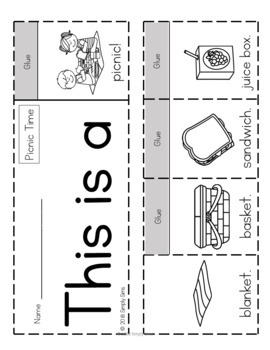 Sight Words: Emergent Readers