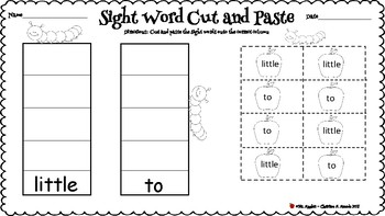 Sight Words Everywhere
