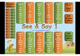Sight Words - FREE Software - See and Say 1