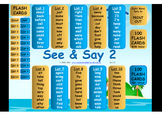 Sight Words - FREE Software - See and Say 2