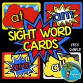 Sight Words - FREE sample