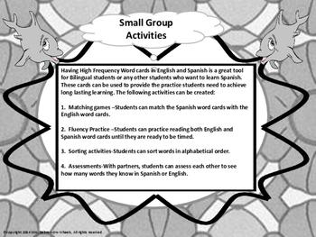Sight Words - First Grade (Set D)