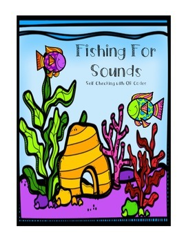 Sight Words - Fishing For Beginning Sounds