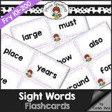 Sight Words Flashcards - Fry 101 to 200
