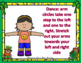 Sight Words Fluency  Dancing & Exercising Primer Dolch Words  Game March