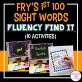 Sight Word Fluency Find It® Fry Words 1st 100