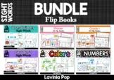 Sight Words Fluency Flip Book BUNDLE