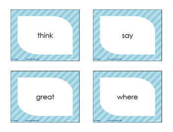 Sight Words Fluency Fry Words 1-1000