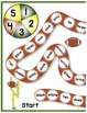 Sight Words - Football Themed Sight Word Bundle