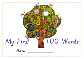Sight Words Fry's 100 to 500 words