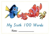 Sight Words Fry's 600 to 1000 words