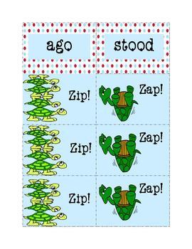 Sight Words Fun: Zip! Zap! 18