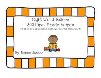Sight Words Galore