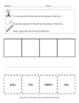 Sight Word Sentence Scramble AND Sight Word BINGO Bundle. 90 Pages of fun!