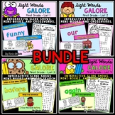 Sight Words Galore FIRST GRADE BUNDLE