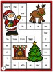 Sight Words Game Boards: Christmas