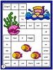Sight Words Game Boards: Ocean Fun