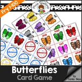 Sight Words Game - Butterflies
