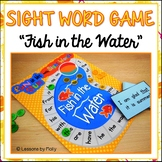 Sight Words Game Reading Sentences (Fish in the Water)