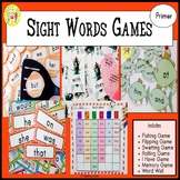 Sight Words Games Primer